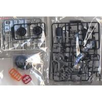 AOSHIMA 1/12 Honda Ape 50 - Model Kit Motor