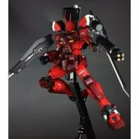 gundam bandai MG 1/100 gundam amazing red warrior master grade