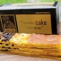 Promo Kue Lapis Legit / Layer Cake 3 Rasa Premium By Lynn Cake