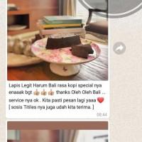 Promo Kue Lapis Legit Harum Bali Original Terlaris