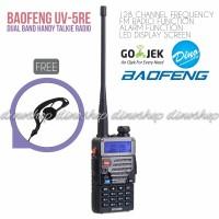 Baofeng Walkie Handy Talkie (HT) UV5RE/UV-5RE Plus 2nd Gen Dual Band