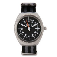 Dijual Eiger 1989 Moira Watch - Silver Berkualitas