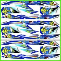 striping mio soul mx karbu lama variasi yamaha sticker lis motor list