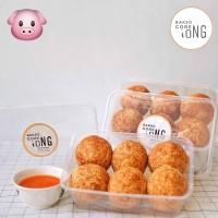Bakso Goreng iONG BABI + Udang (12 Pcs)