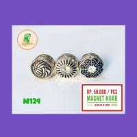 Kedai Jelita - Magnet Jilbab Hijab M124