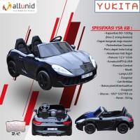 Mobil Aki Yukita YSA-021 12 Volt (bisa muat 2 orang dewasa)