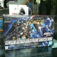 Gundam seed hg gundam astray gold frame amatsu mina 1/144 bandai