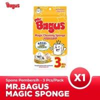 Mr. Bagus Magic Sponge (Spon Ajaib) 3's