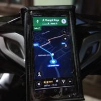 Holder HP motor tas holder hp motor anti air suport touch screen
