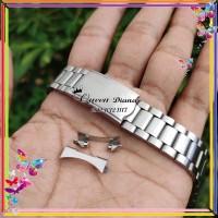 tali jam Seiko 5 automatic Strap Tali jam tangan stainless steel 20mm