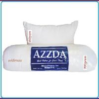 Bantal Guling Silikon Asli 100% AZZDA - Guling Silicon Azzda