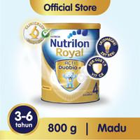 Nutrilon Royal 4 Susu Pertumbuhan 3-6 Thn Madu 800gr