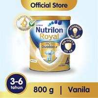 Nutrilon Royal 4 Susu Pertumbuhan 3-6 Thn Vanila 800gr