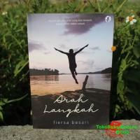 Buku/Novel Arah Langkah Fiersa Besari Original