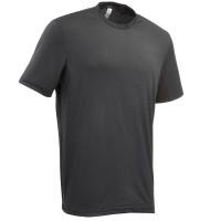Kaos T Shirt QUICK DRY FIT Pria Outdoor - Dark Grey