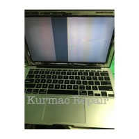 Pergantian - LCD Only MacBook AIr 13 A 1369 A1466 (2010-2015)