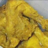 Ayam Kuning Goreng Paha Ungkep Frozen Pejantan Kampung Enak Halal