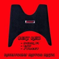 Karpet Motor Beat New PGM/ESP/STREET 2019