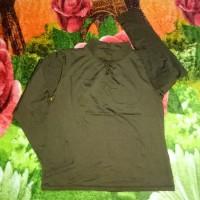 kaos baju shirt fitnes tenis sport olahraga joging lari cewe original
