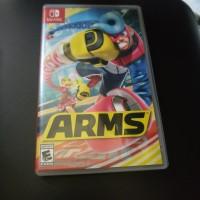 Cartridge Arms Games Nintendo Switch