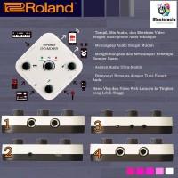 Roland Go Mixer / GoMixer Audio Mixer for smartphone