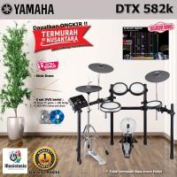 Drum Elektrik Yamaha DTX582 / DTX582K / DTX 582 / DTX 582K / DTX-582K