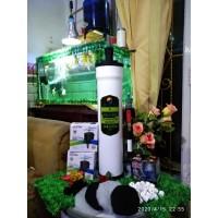 TABUNG FILTER CANISTER DIY PVC 4 EXTERNAL AQUARIUM AQUASCAPE PUTIH
