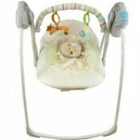 Bouncer Babyelle Portable Swing Ayunan Bayi Kursi Goyang Kasur