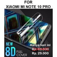 Screen Guard Xiaomi Mi Note 10 Pro anti gores hp full layar HYDROGEL