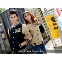 Jaket Couple Terbaru sweater pasangan kapel baju lengan panjang murah