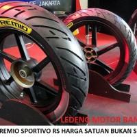Premio 90 80-14 Sportivo RS Racing Tire Ban Tubeles Aspira Motor Matic