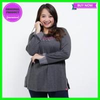 Baju Wanita Big Size Ukuran Jombo Casual Cressida .y92188