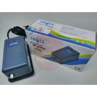Amara Q-3 / Q3 Aquarium Air Pump / Aerator / Pompa Udara / Gelembung
