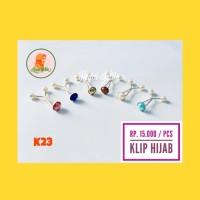 Kedai Jelita - Klip Jilbab Hijab K23
