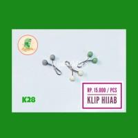 Kedai Jelita - Klip Jilbab Hijab K28