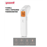 Yuwell YHW-2 Forehead Thermometer Digital Infrared Vs Omron Vs Braun