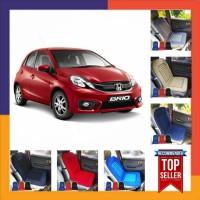 Sandar Jok Mobil Honda Brio Merah
