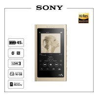 SONY NW-A55 Gold Hi-Res Walkman Digital Music Player / NW A55