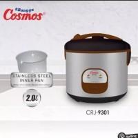 Magic Com Cosmos Crj9301 Rice Cooker Cosmos CRJ 9301