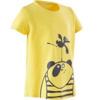 Baju Lengan Pendek Anak - Baju Gym anak Bergambar - Kaos Anak Domyos
