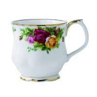 Royal Albert Gelas Old Country Roses - Cast Montrose Mug