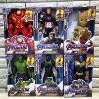 Action figure Avengers End game - mainan avengers -figur titan avenger