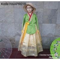 hanbok anak baju tradisional adat korea kostum costume oct05