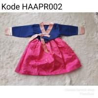 Hanbok baju tradisional / adat korea anak , hambok handbok hanbook