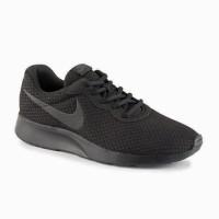 size 36-37. Sepatu Sekolah Hitam Full. Olahraga. Sneakers Nike