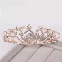 Mahkota Tiara Princess Pesta Anak Aksesoris Rambut Crown Pesta C19