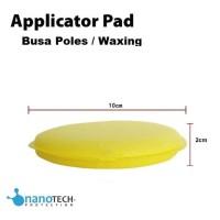Busa Poles wax / Aplicator Pad