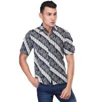 Baju Kemeja Batik Pria Inficlo EXo Bahan Katun (SWI 399)