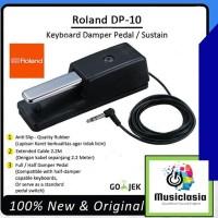 Roland DP-10 / DP10 / DP 10 Half Damper Capable Sustain Pedal