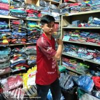 Jersey Kaos Baju Bola Bali United Home Premium New Season